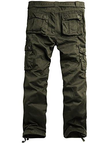 Match Casual Wild Cargo Pants Wear #6531