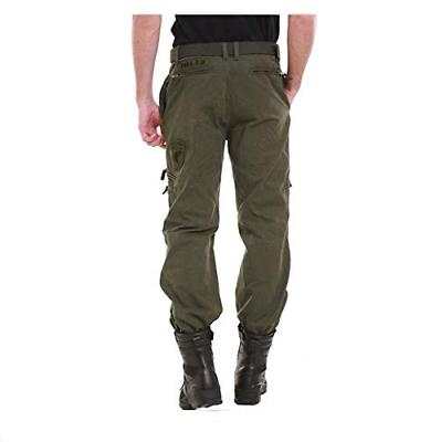 Pants for Men 32, Army