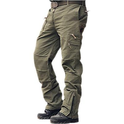 causal cotton camouflage pants for men 32