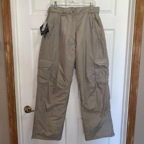 classic cargo ski snowboard pants