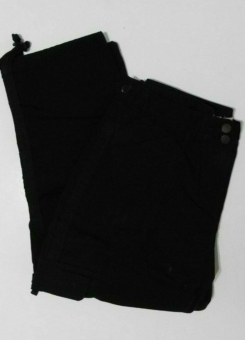 clover women s stretch size 10 black