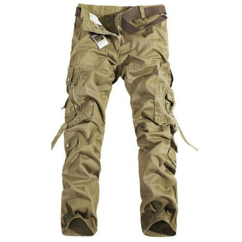 Combat Mens Army Pants Casual Workwear