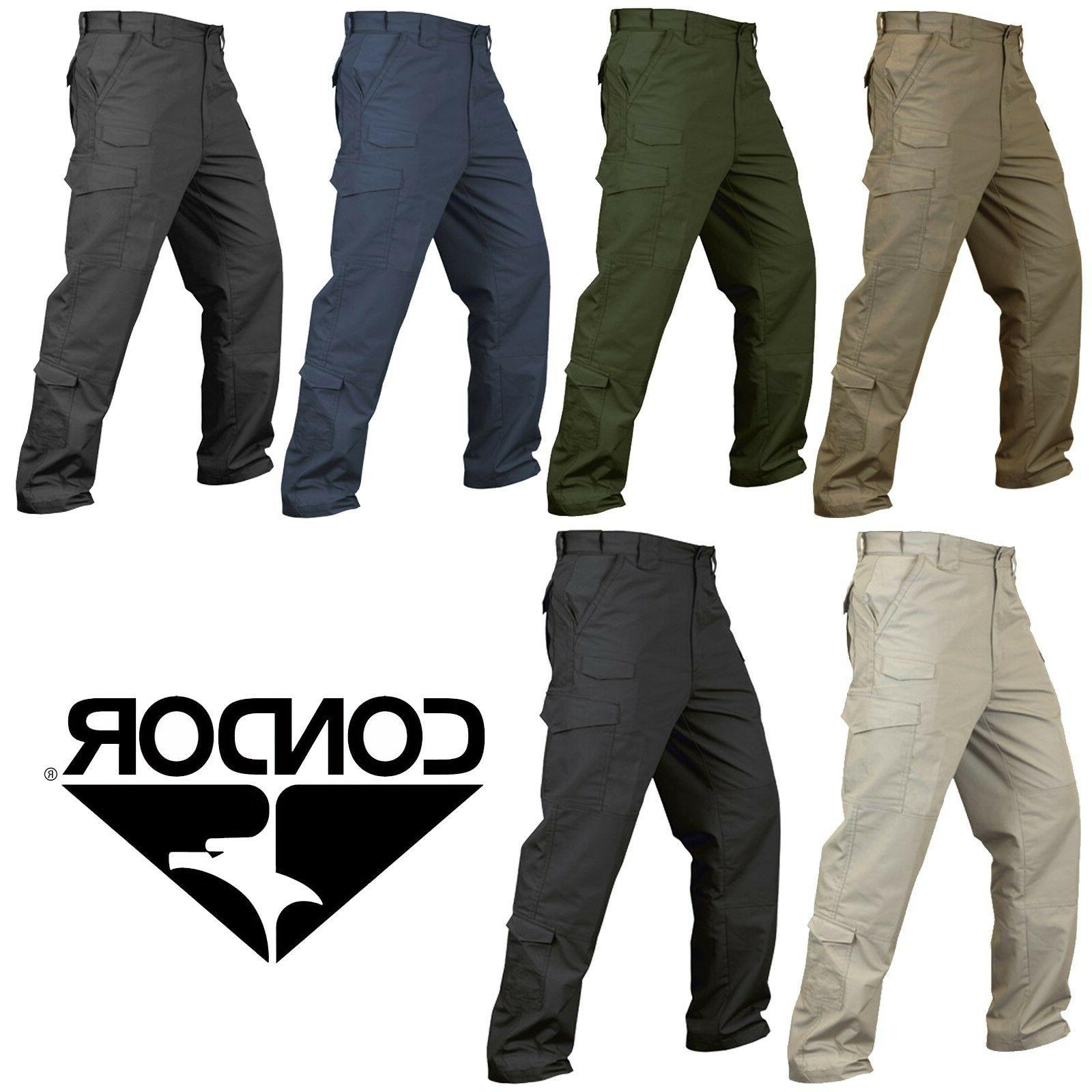condor 608 tactical deep pocketed combat outdoor