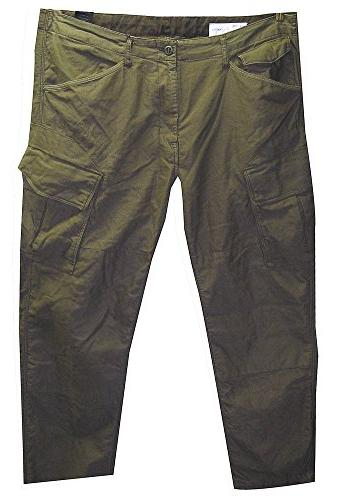 cotton camouflage military cargo pants