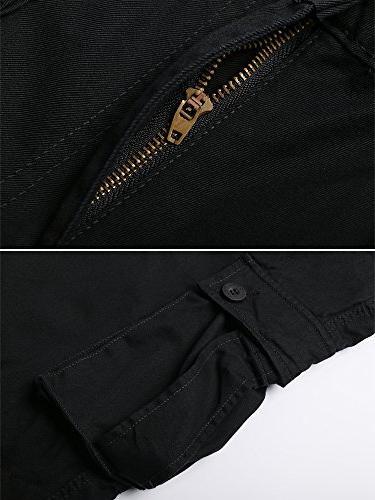 OCHENTA Men's Cargo Pants, Casual