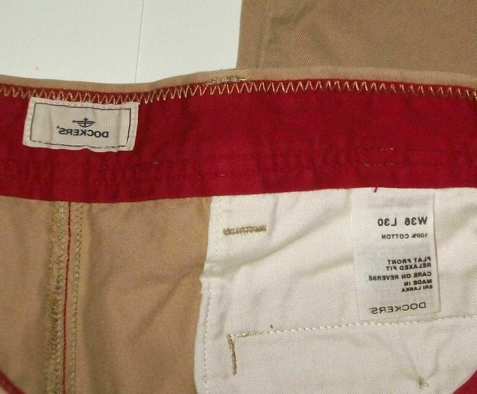 Dockers Relaxed Cargo
