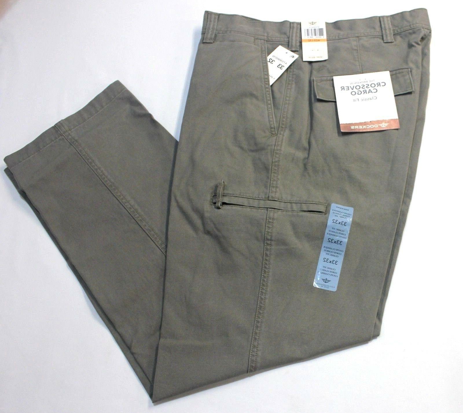 Dockers Concrete Pants