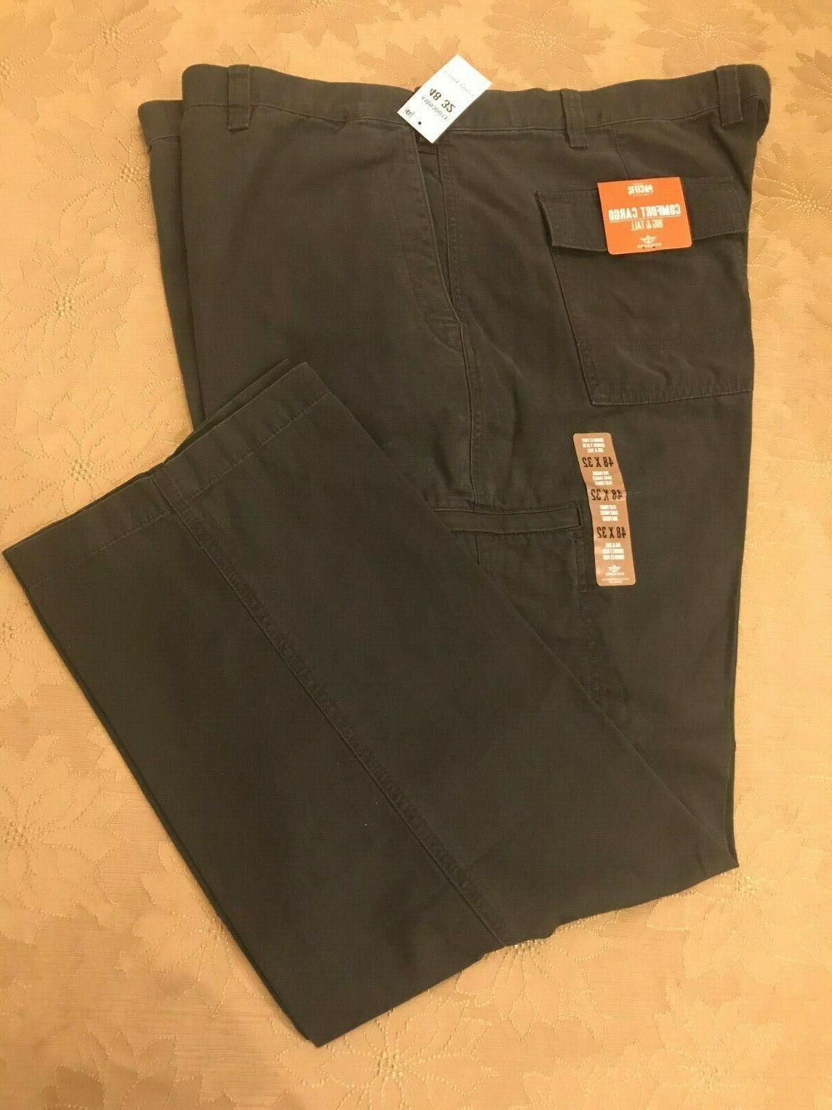 d3 classic fit comfort cargo pants size