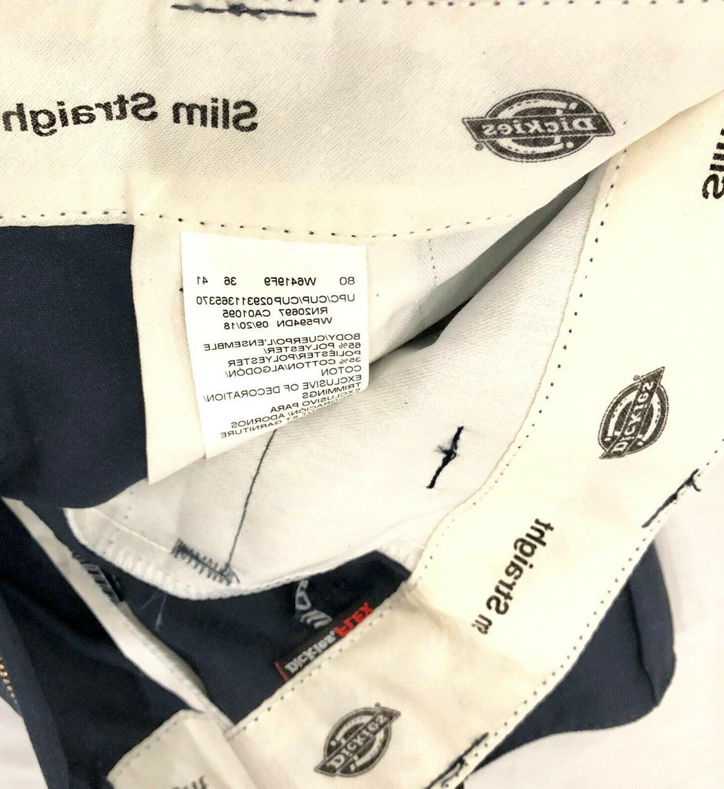 Pants Blue 32x32 Cargo Pocket
