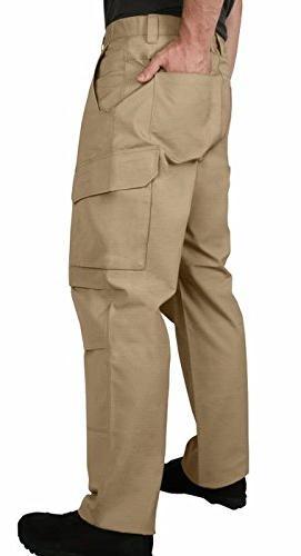 LA Police Gear Elastic-WB Zipper Ops Tactical x 30