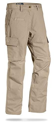 LA Police Gear Men Elastic-WB YKK Zipper Urban Ops Tactical