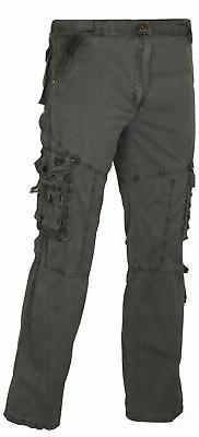 essentials men s utility cargo pants