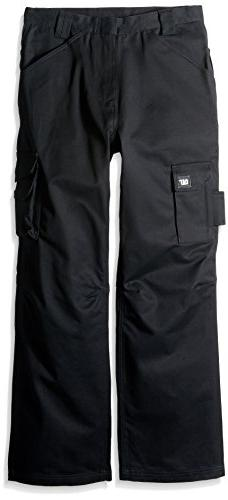 Caterpillar Flame Resistant Cargo Pant, Flame Resistant Blac