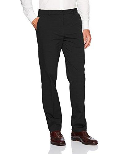 flat front oxford chino