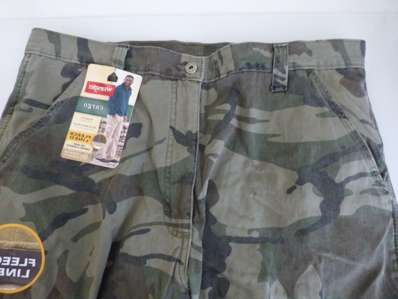 Wrangler Fleece Lined Pants - Work