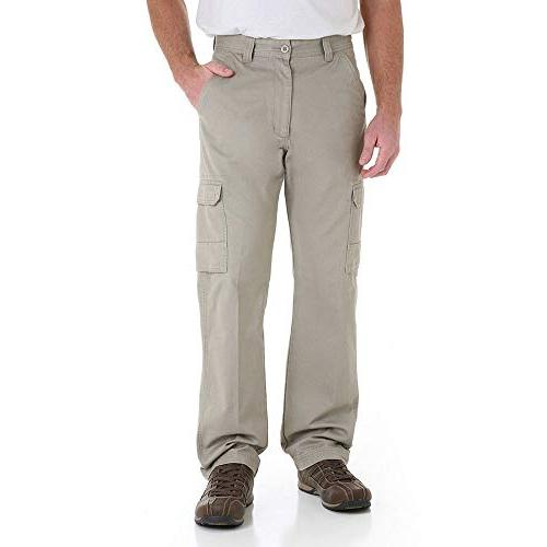Genuine Wrangler Cargo Pants 36W x 34L Burlap beige