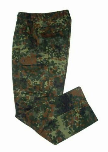GERMAN MILITARY BDU 6 POCKET FATIGUE