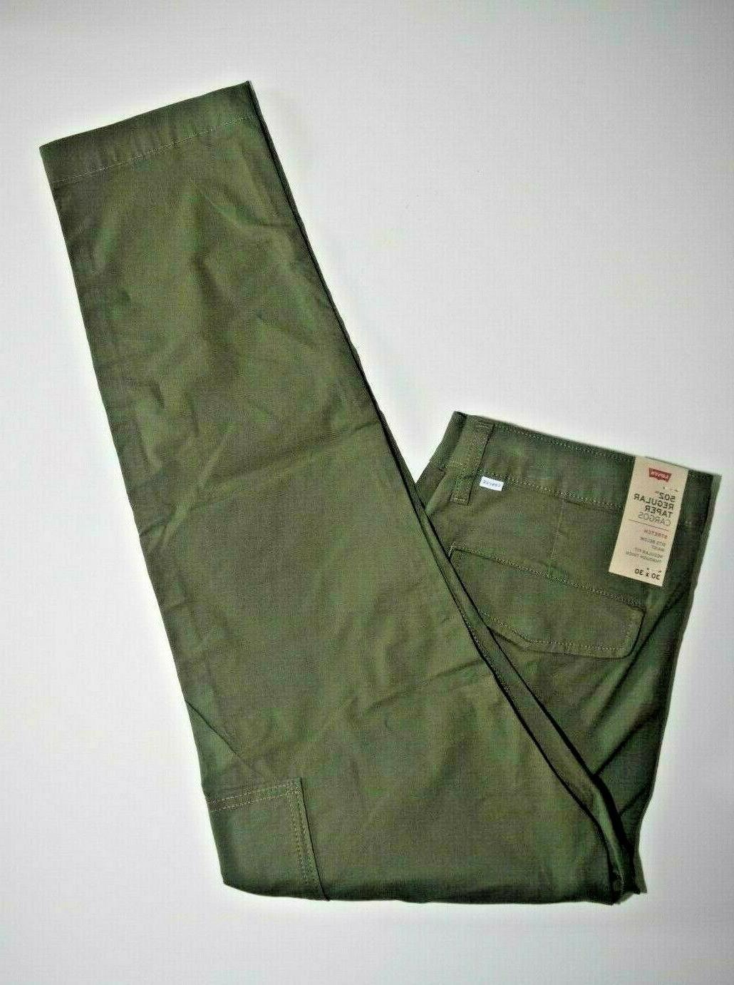 Green Levi's 502 576700001