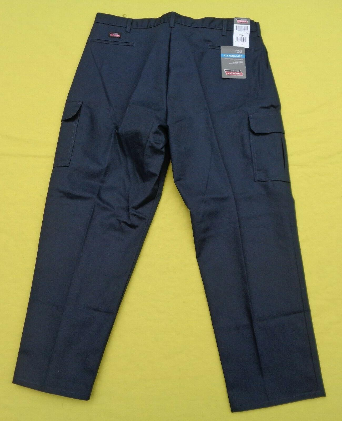 hn41 work pants navy blue uniform relaxed