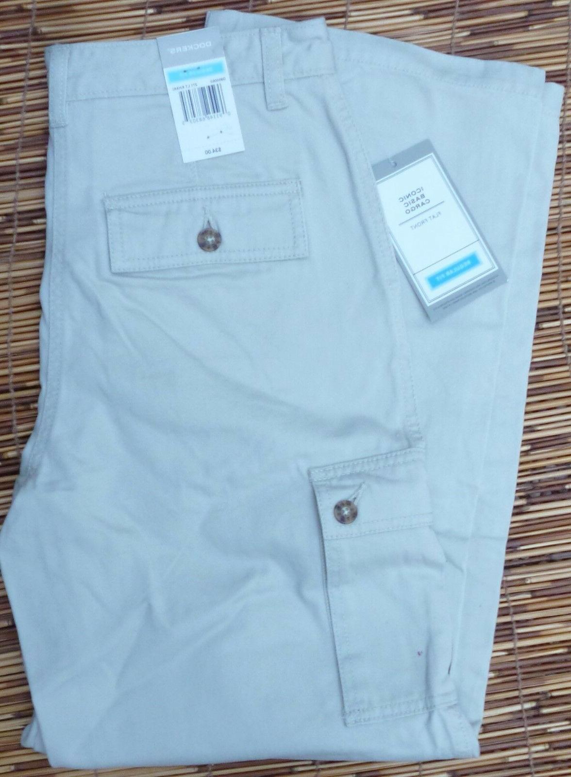 iconic basic cargo pants boys sz 14