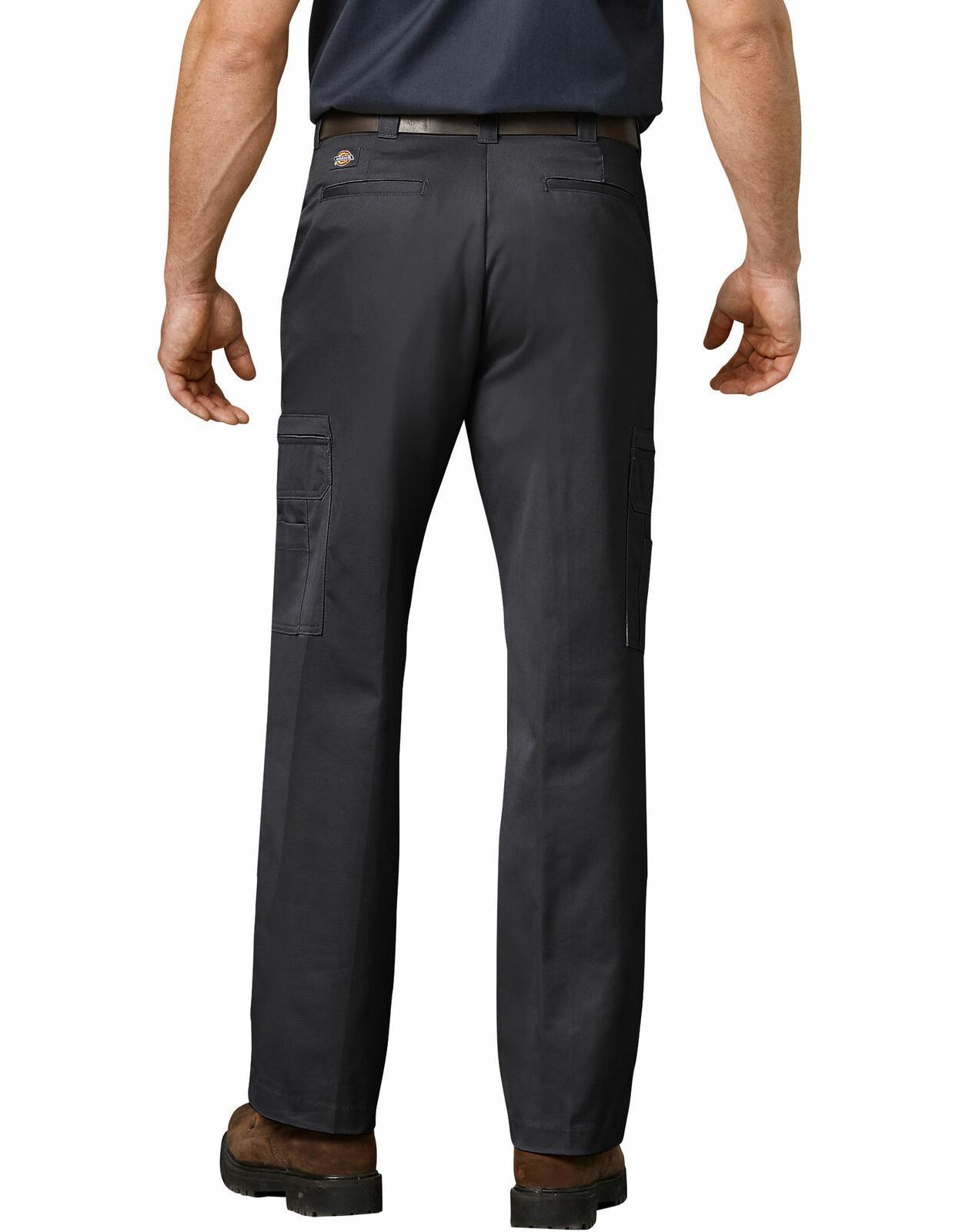 DICKIES - Industrial Work Uniform Relaxed Black