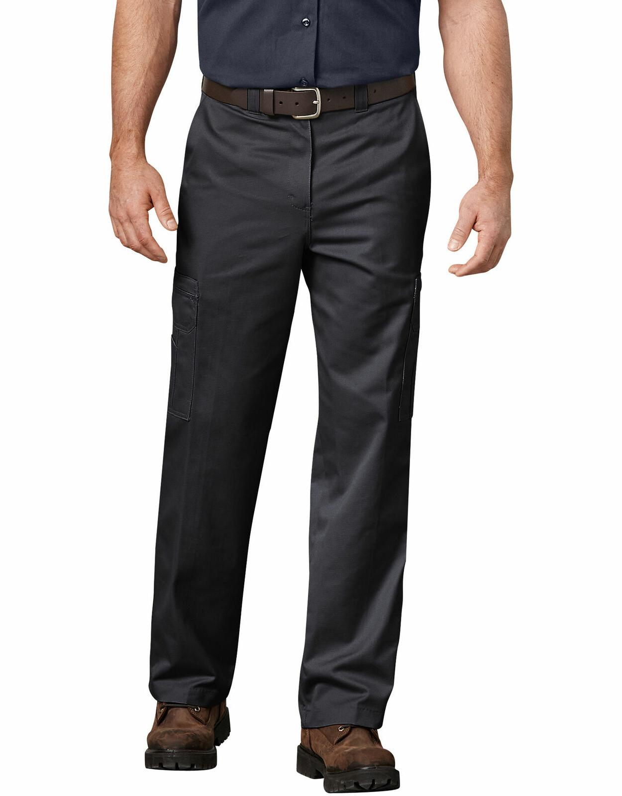 industrial work uniform relaxed fit cotton cargo