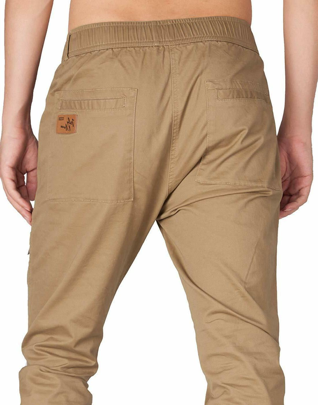 Cargo Pants Slim Fit Ankle