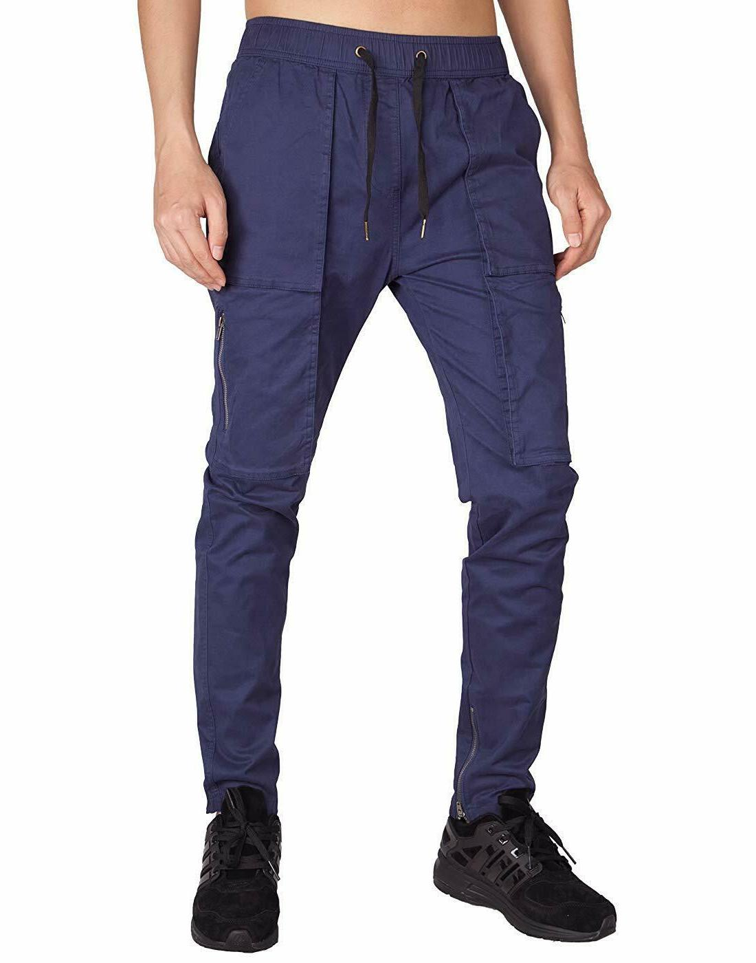 italy morn men s chino cargo pants