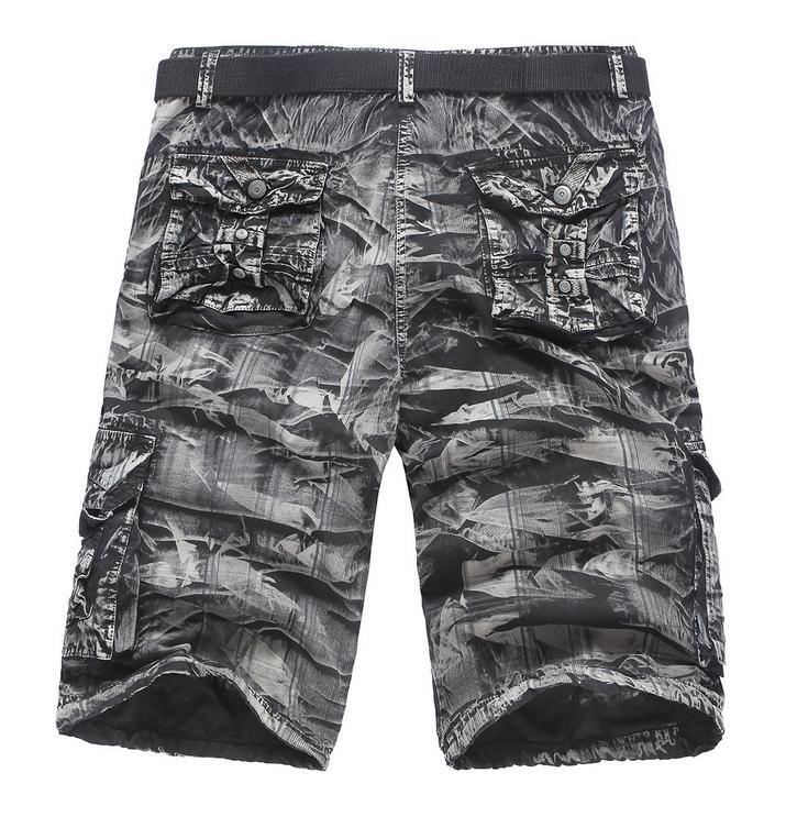 Korean Cotton Loose Cargo Young Shorts