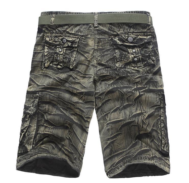 Korean Men's Loose Young Shorts