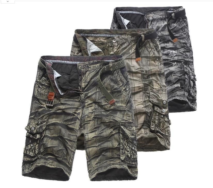 korean camouflage men s cotton loose pants