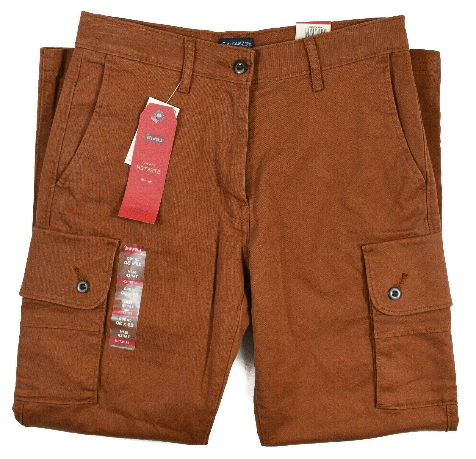 Levi's NEW Tapered Cargo