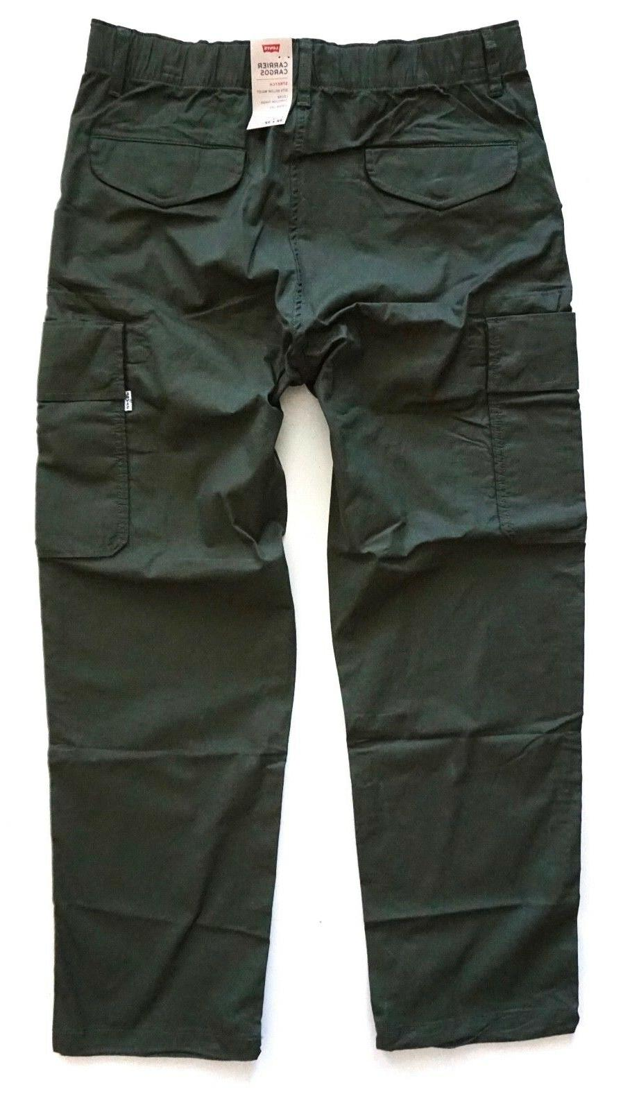 Levi's Green 574190003 Military Carrier