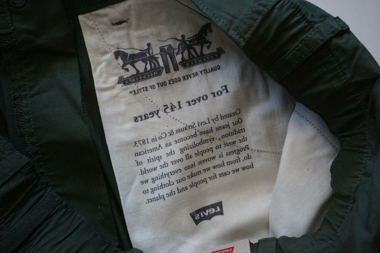 Levi's Levis Green 574190003 Military Cargo Pants