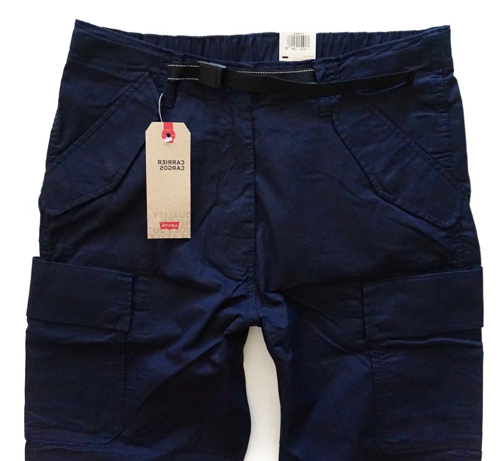 Levi's Blue Military Cargo Pant