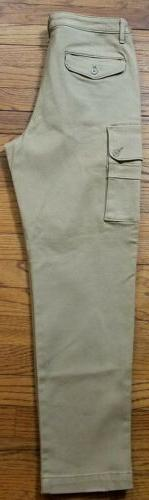 LEVI'S Men's Tan Slim NWT