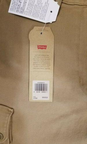 LEVI'S Tan Pants Slim