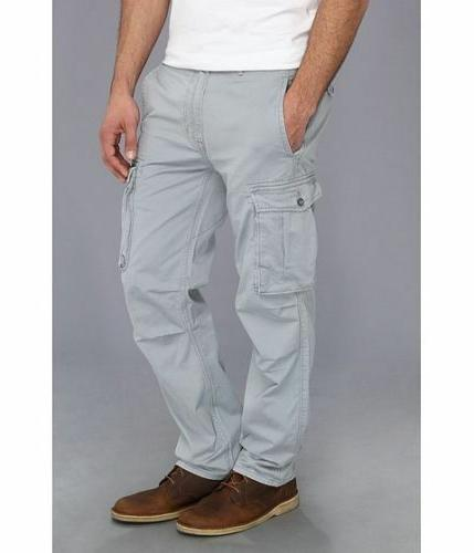 Levi's Men's Ace Cargo Pants Fit MANY AND COLORS!!