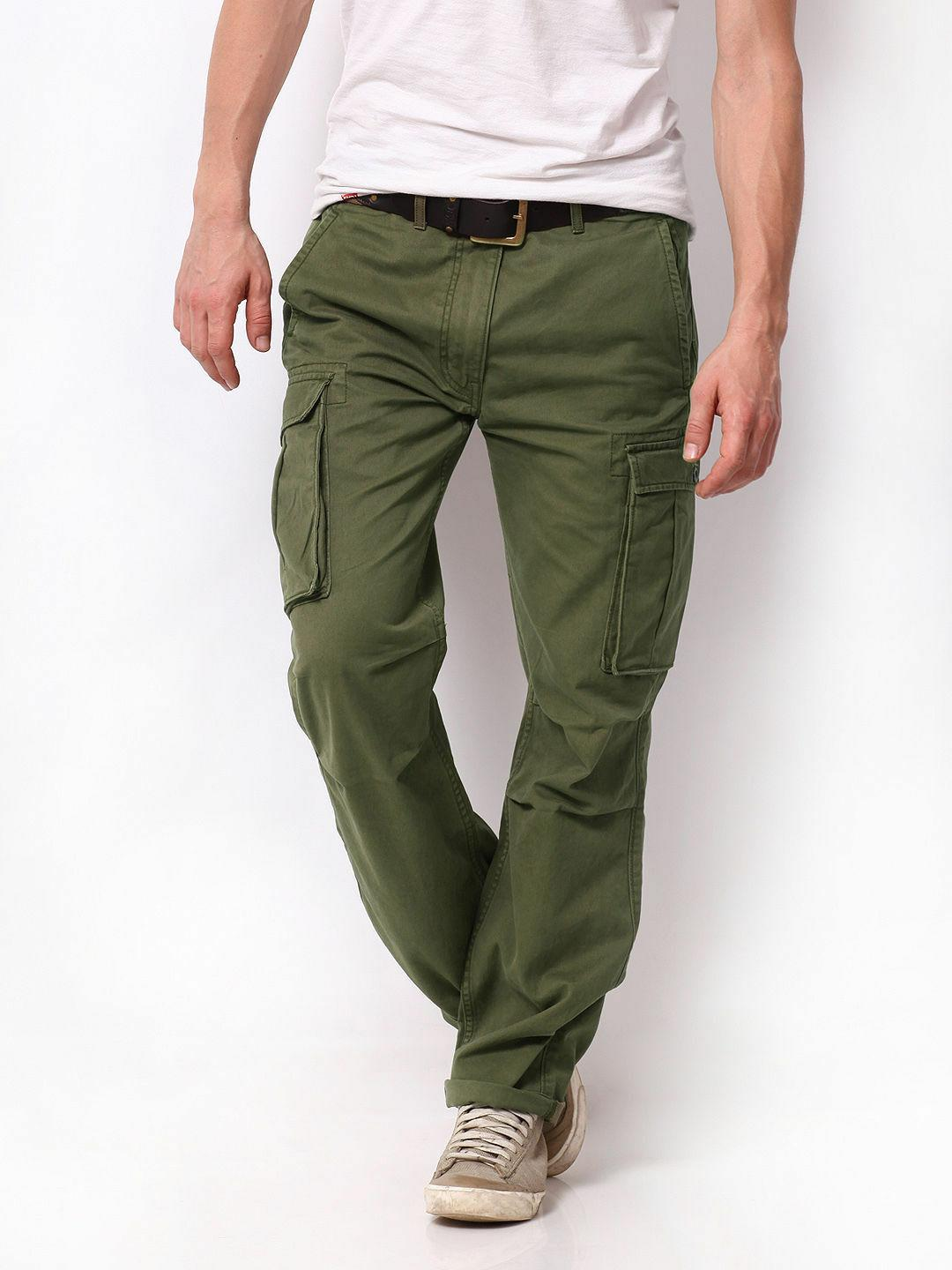 Levi's Men's Ace Pants Relaxed MANY