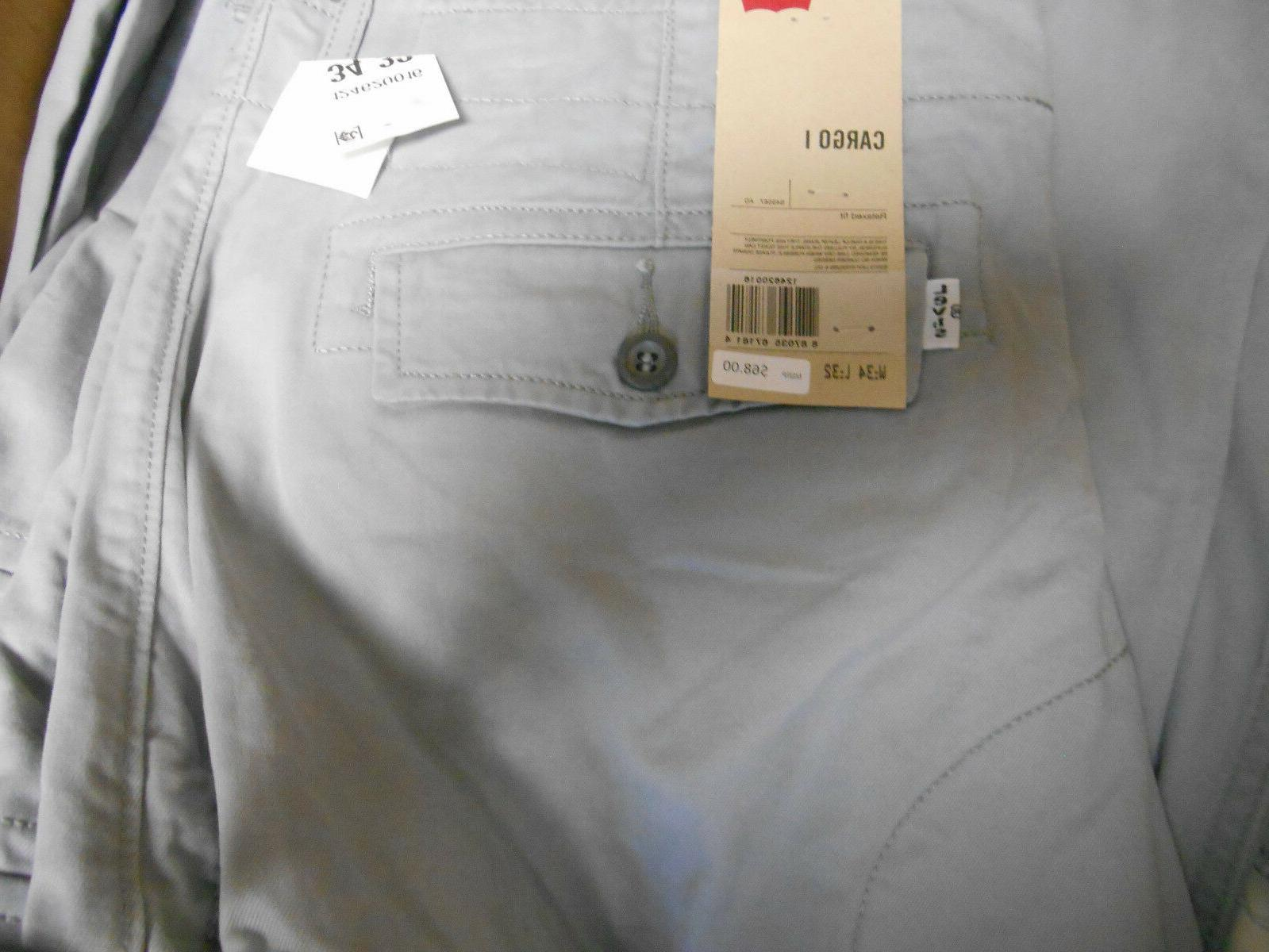 Levi's Ace Pants Fit NWT MANY AND