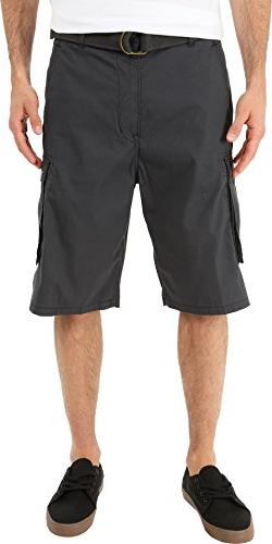Levi's Men's Snap Cargo Short, Graphite , 36x36