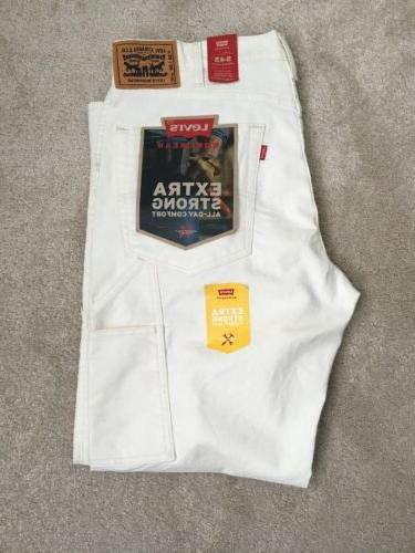levis 505 cargo pants jeans mens size
