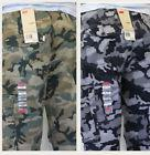 Levis Cargo Pants Camouflage Relaxed Fit Many Colors All Siz