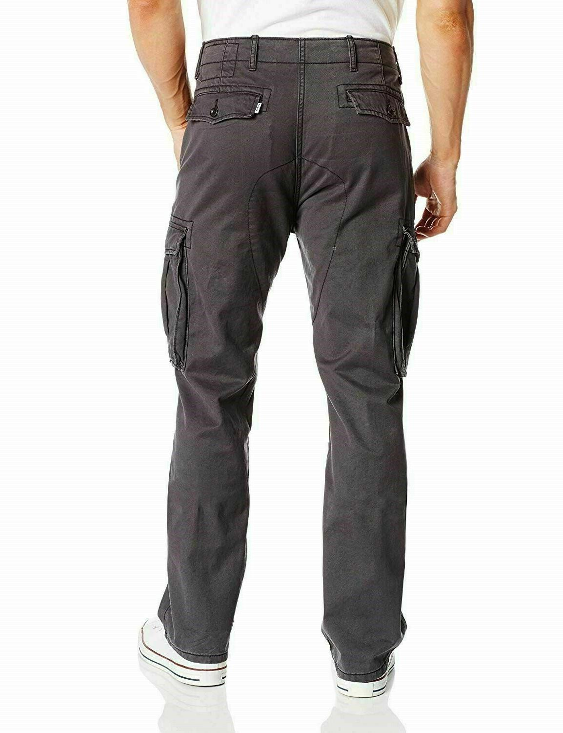 Levis Cargo Charcoal Gray Levi's New Tags