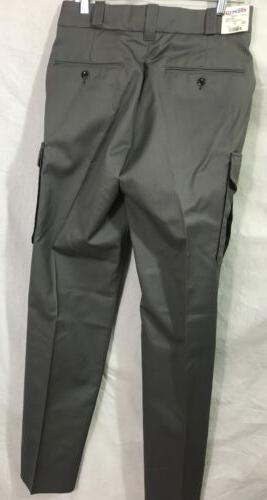 Light Gray Pants Mens 24-46 Police, EMS Uniform Elbeco