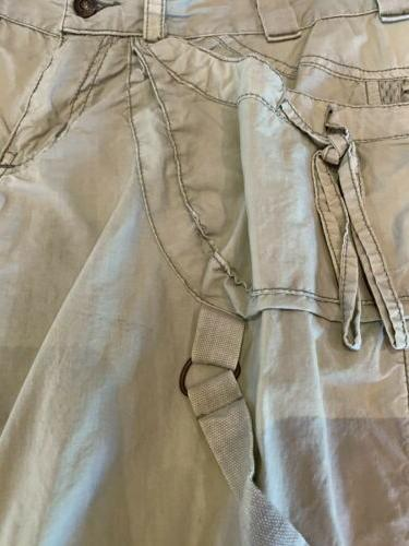 NTS Clothes Green Neutral Cargo Size 6/8