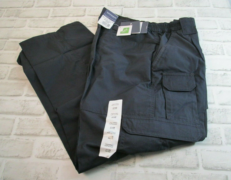 lightweight tactical pants navy blue mens sz