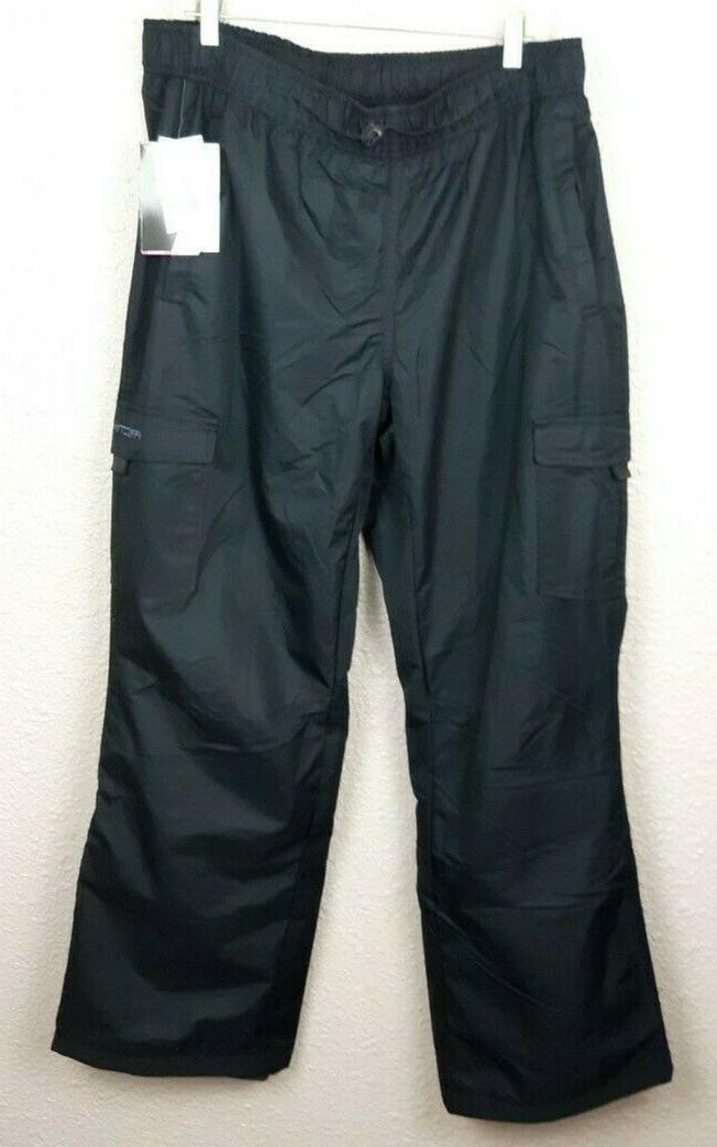 lumi fleece lined cargo pants