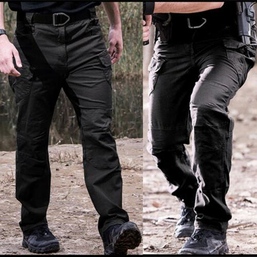 man military urban tactical combat trousers casual
