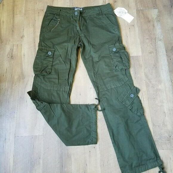 Match & cargo pants size 3XL